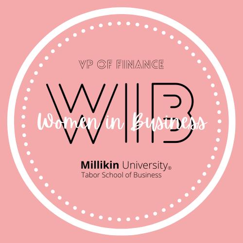 WIB VP of Finance